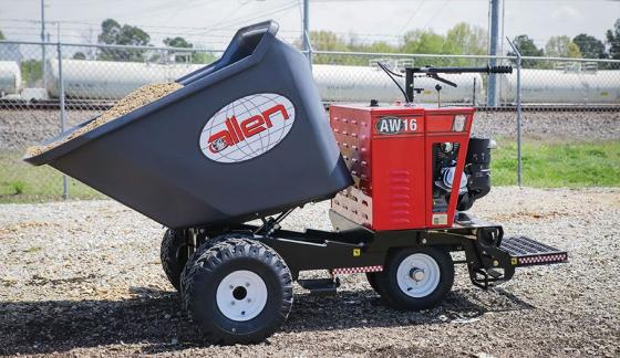 Allen Introduces the New AW16 Wheel Buggy